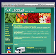 GB Flowers Ltd