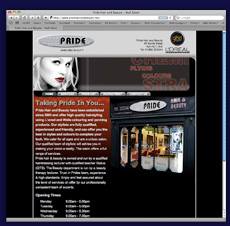 Pride Hair & Beauty